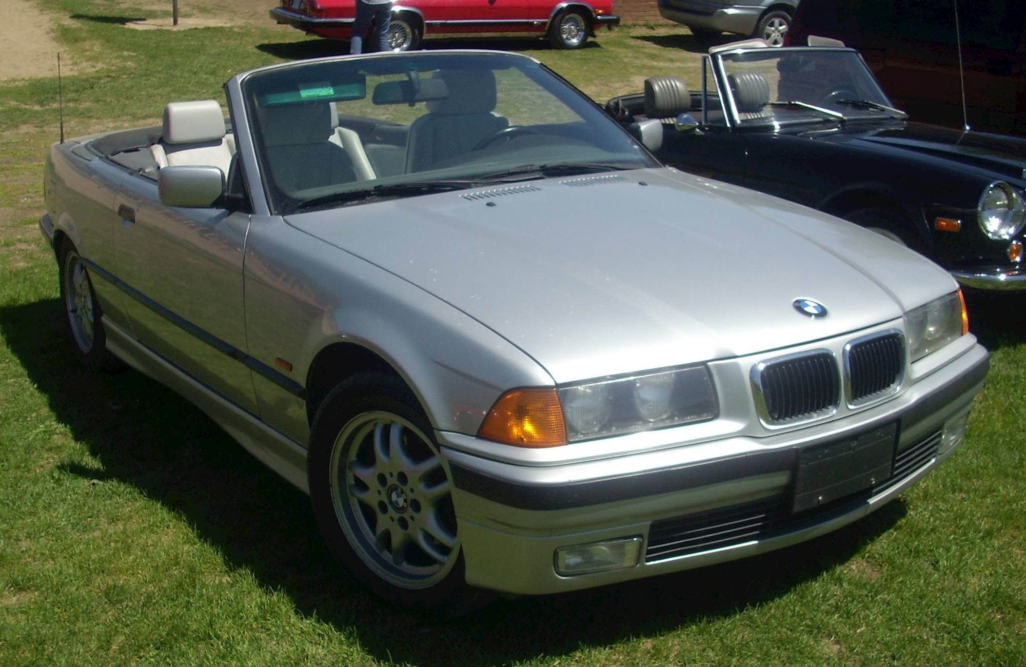 hight resolution of  99 bmw 323i convertible