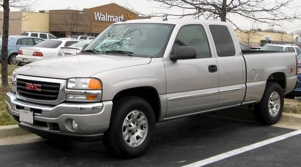 medium resolution of 2006 gmc sierra