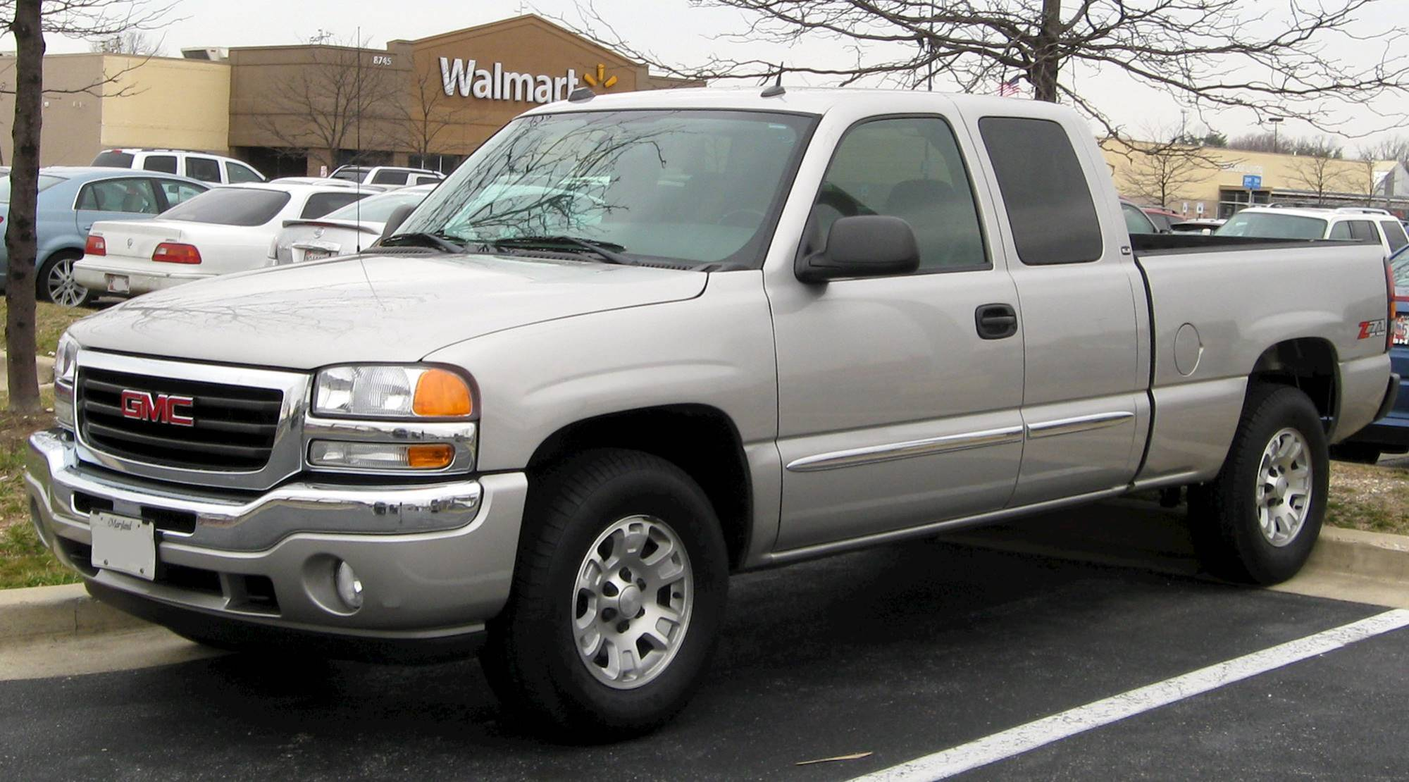 hight resolution of 2006 gmc sierra