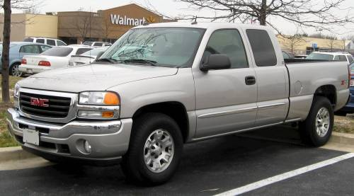 small resolution of 2006 gmc sierra