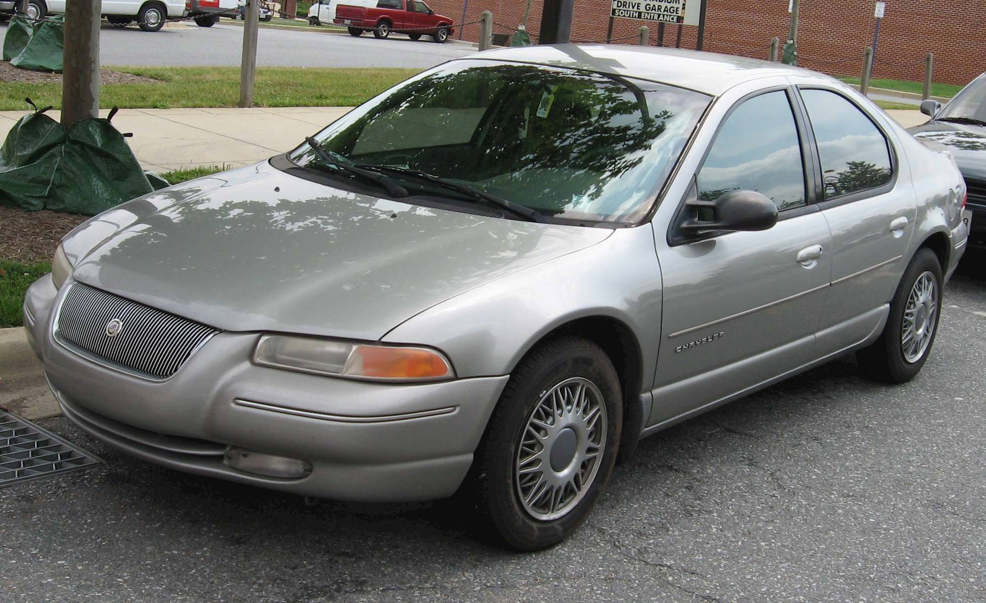 1997 Plymouth Breeze Manual