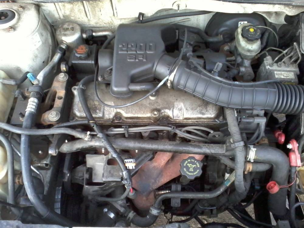 medium resolution of 1997 pontiac sunfire gt coupe 2 4l manual pontiac sunfire 2 4 engine diagram