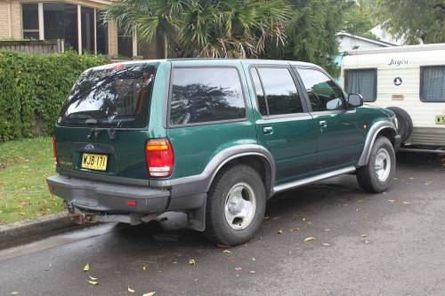 small resolution of 99 ford explorer gray
