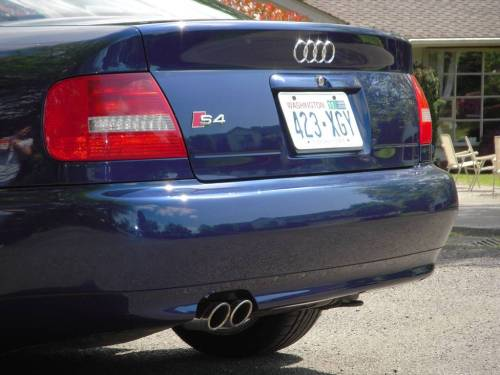 small resolution of  2001 audi s4 b5