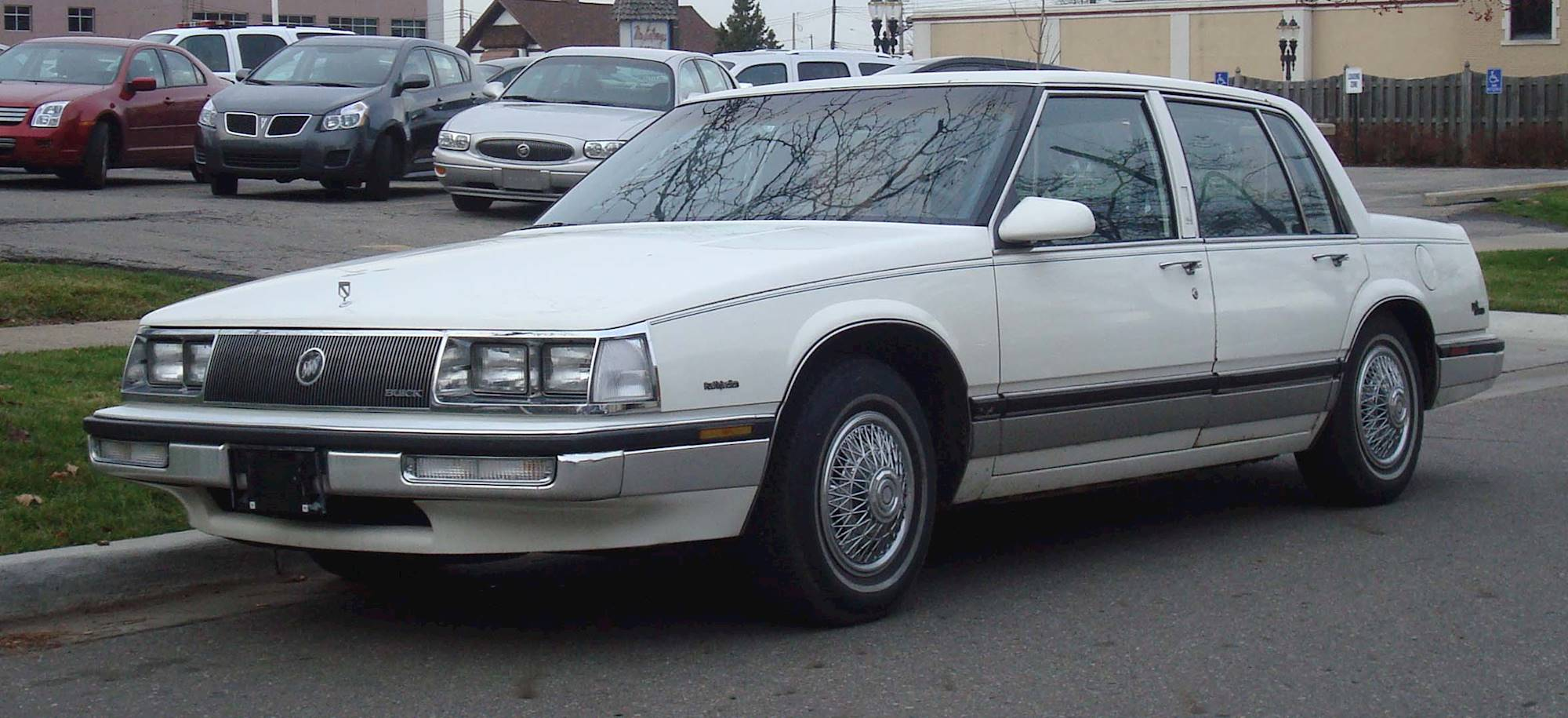 hight resolution of  1989 buick electra park avenue