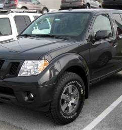 2003 nissan frontier se v6 crew cab pickup 3 3l v6 4x4 auto w leather 4 7 ft bed [ 2000 x 1357 Pixel ]