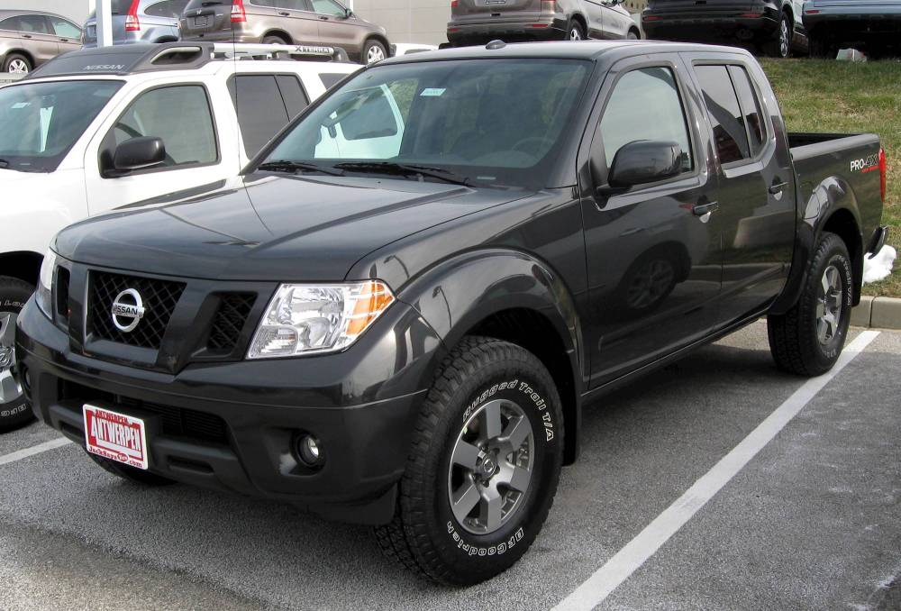 medium resolution of 2003 nissan frontier se v6 crew cab pickup 3 3l v6 4x4 auto w leather 4 7 ft bed