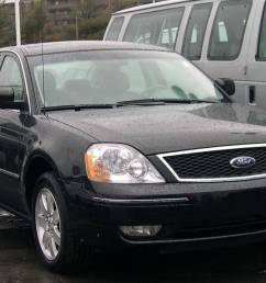2006 ford five hundred  [ 1376 x 889 Pixel ]