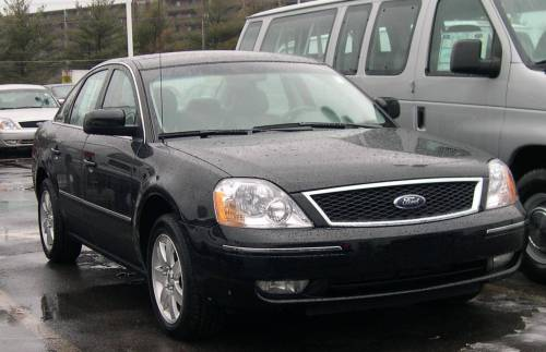 small resolution of  2006 ford five hundred