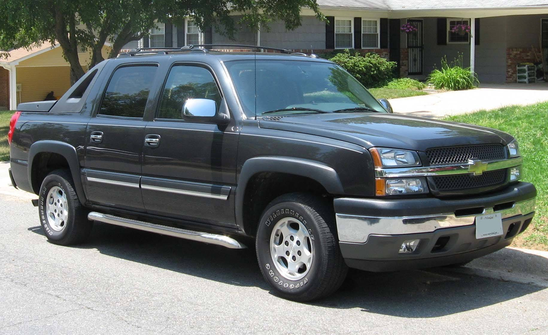 hight resolution of chevrolet avalanche