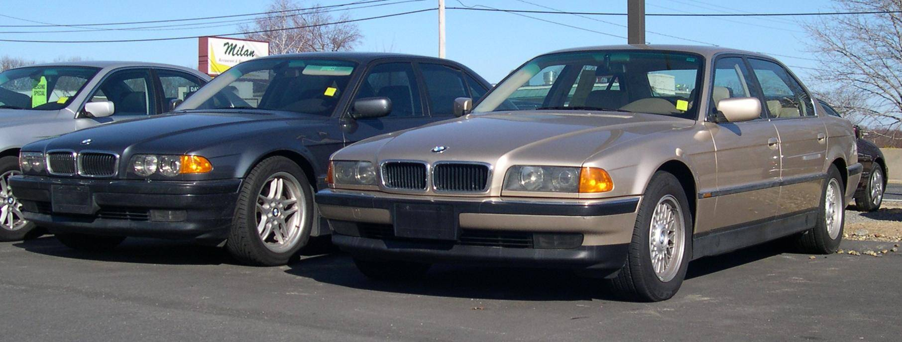 hight resolution of 2016 bmw 7 series bmw 7 series 1998