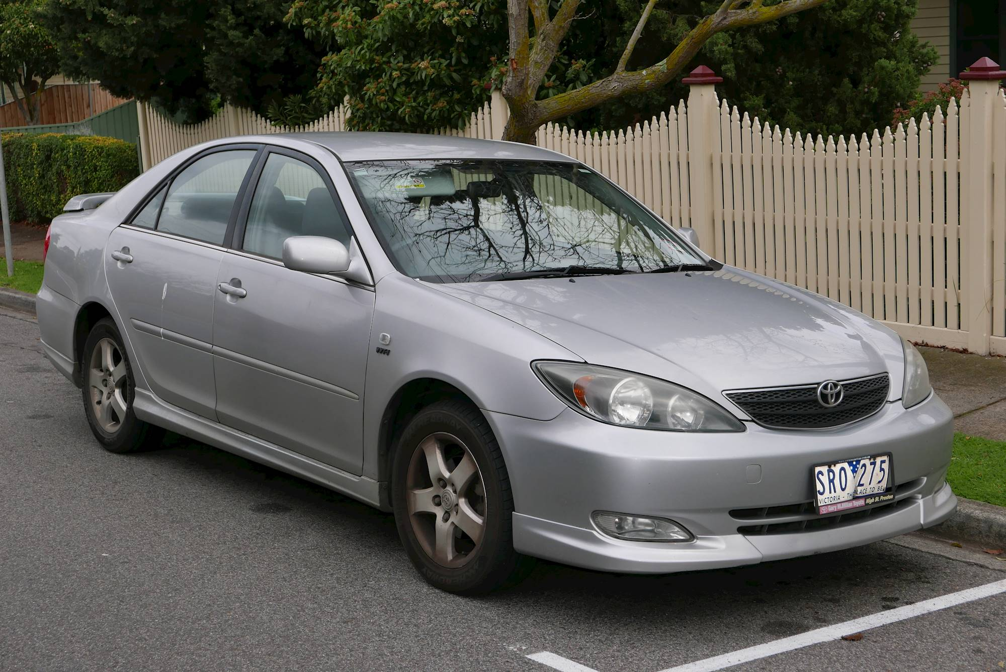 Toyota Mpg Camry 2003 Manual