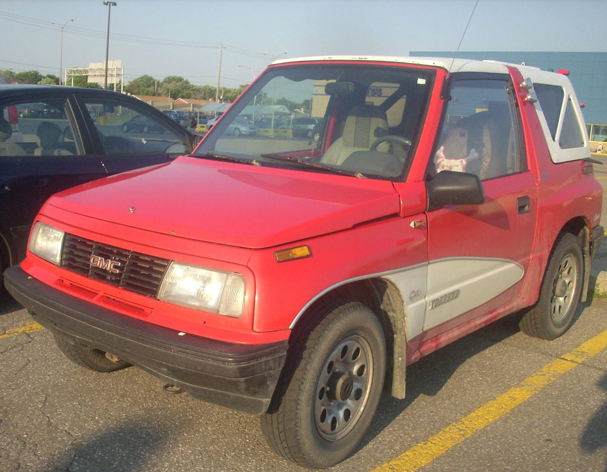 hight resolution of chevy geo tracker