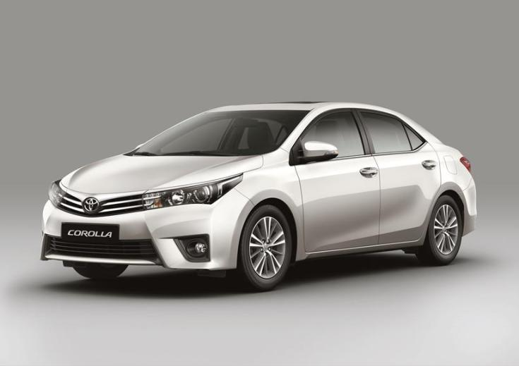 2014_Toyota_Corolla_Front