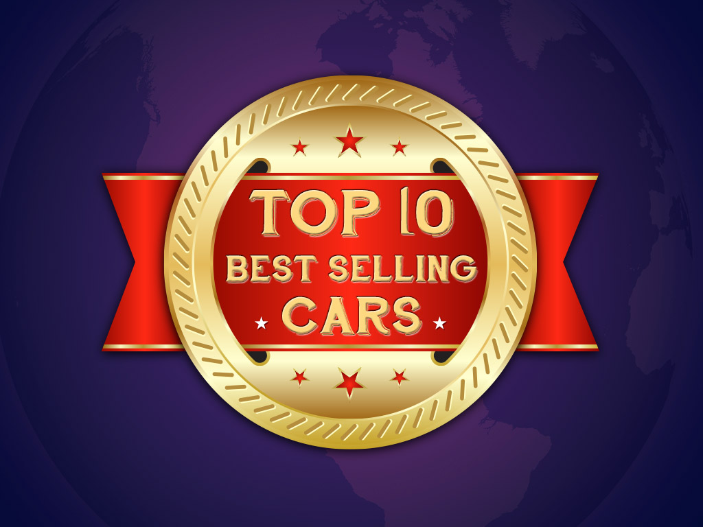 History\'s Top 10 Best Selling Cars Of All Time | CarSpiritPK