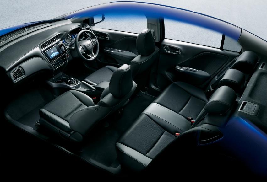 Honda Civic Hybrid Battery U003eu003e Honda Grace Facelift Launched In Japan With  Honda Sensing Suite