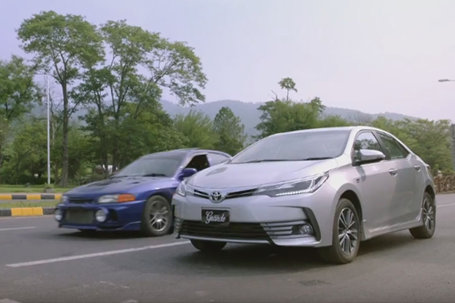 new corolla altis grande grand avanza e mt 2018 advert is an example of social irresponsibility indus motors company imc recently launched a series ads on media highlighting various features their flagship toyota
