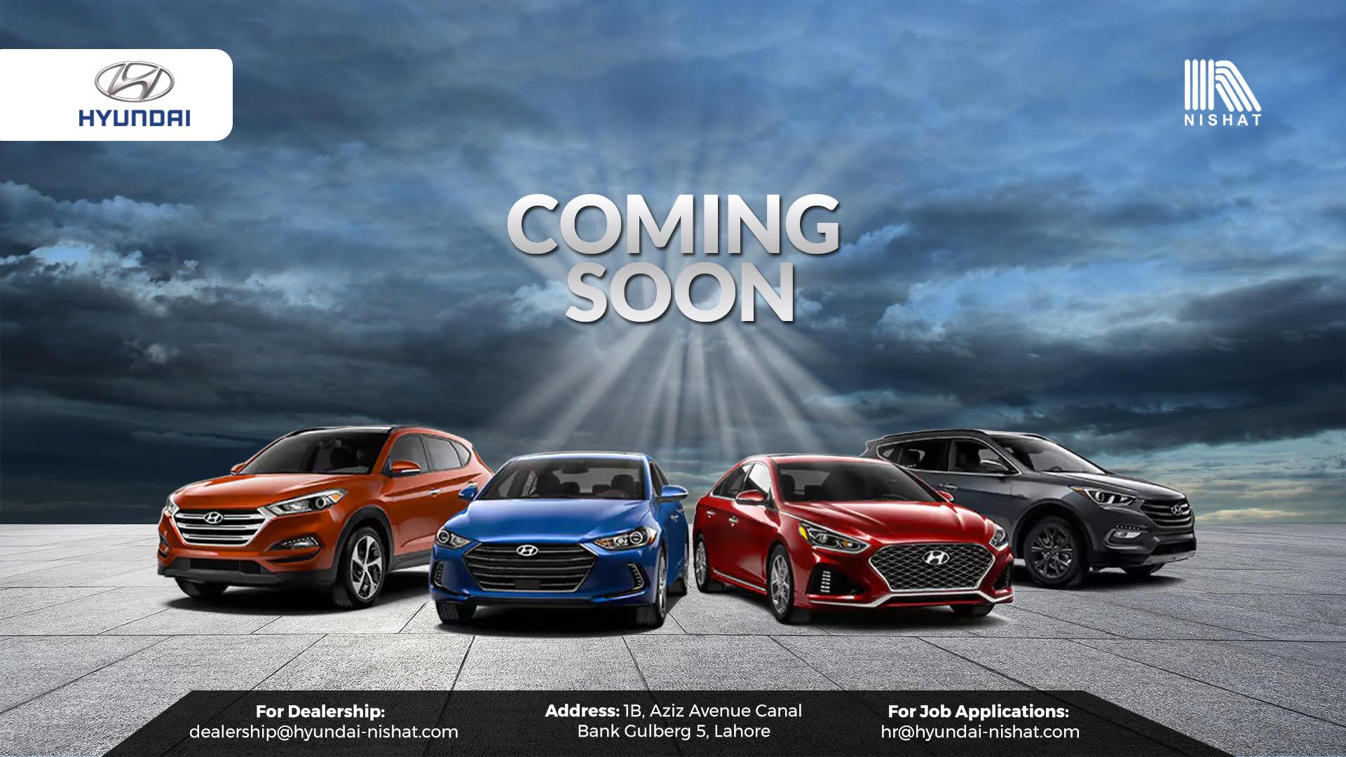 Hyundai Nishat Website Hints A Range Of Upcoming Vehicles