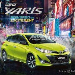 Toyota Yaris Trd Sportivo 2018 Price All New Kijang Innova 2.4 Q A/t Diesel Venturer Brochure Leaked Carspiritpk