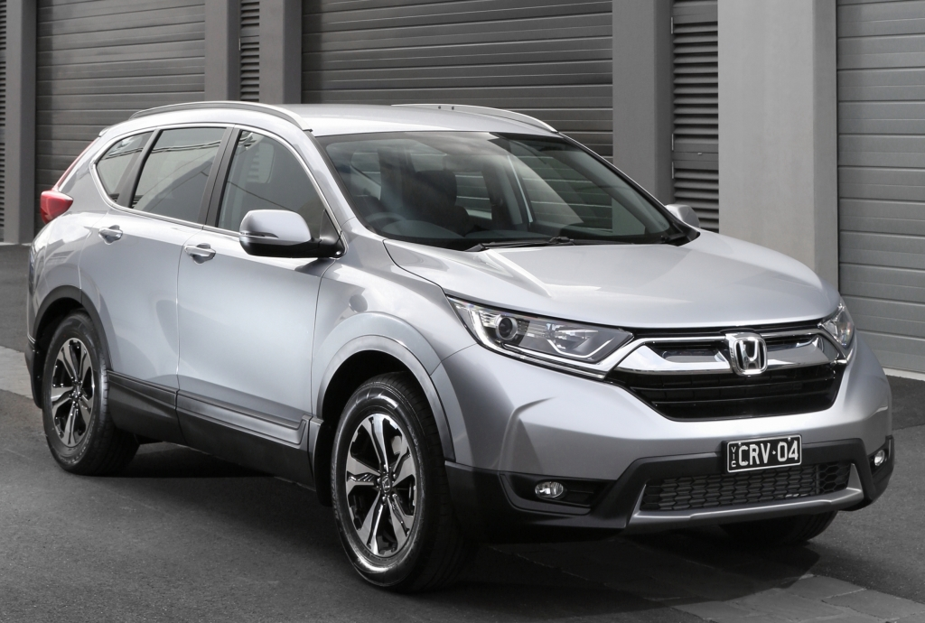 Honda CR-V Launched at PKR 95.0 lac