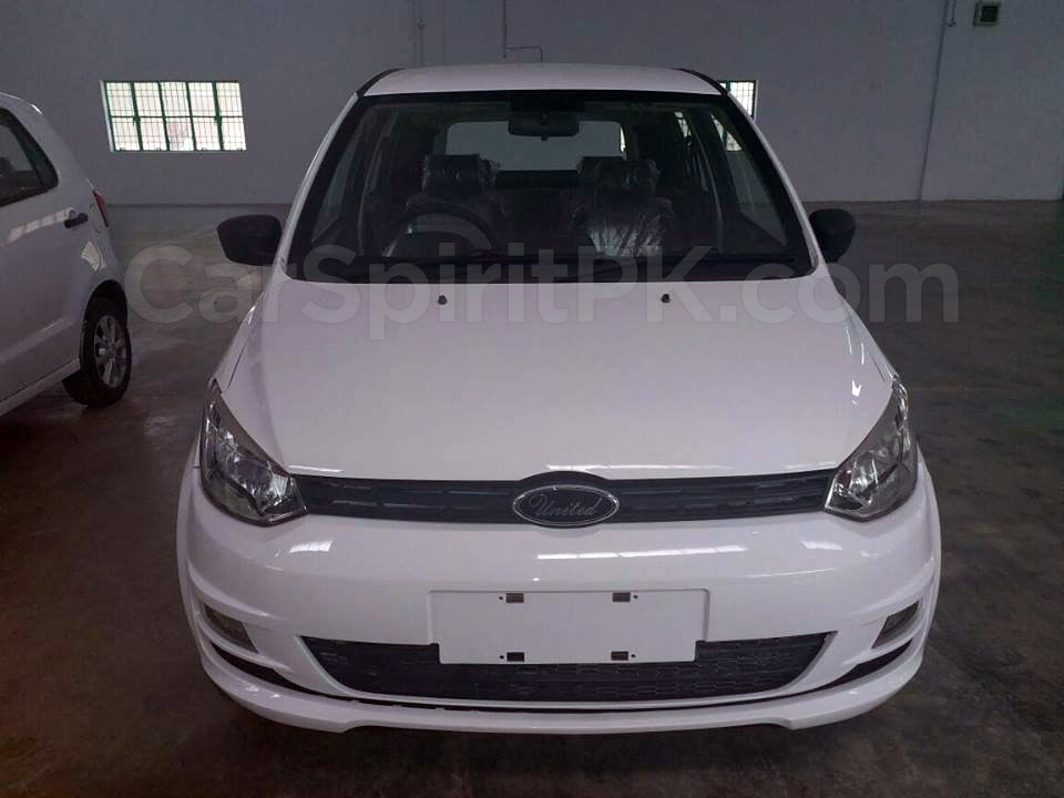 United to Launch the Bravo Hatchback After Eid