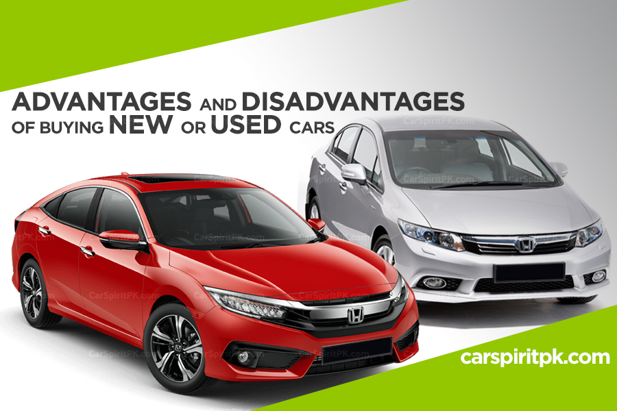 Advantages and Disadvantages of Buying New or Used Cars