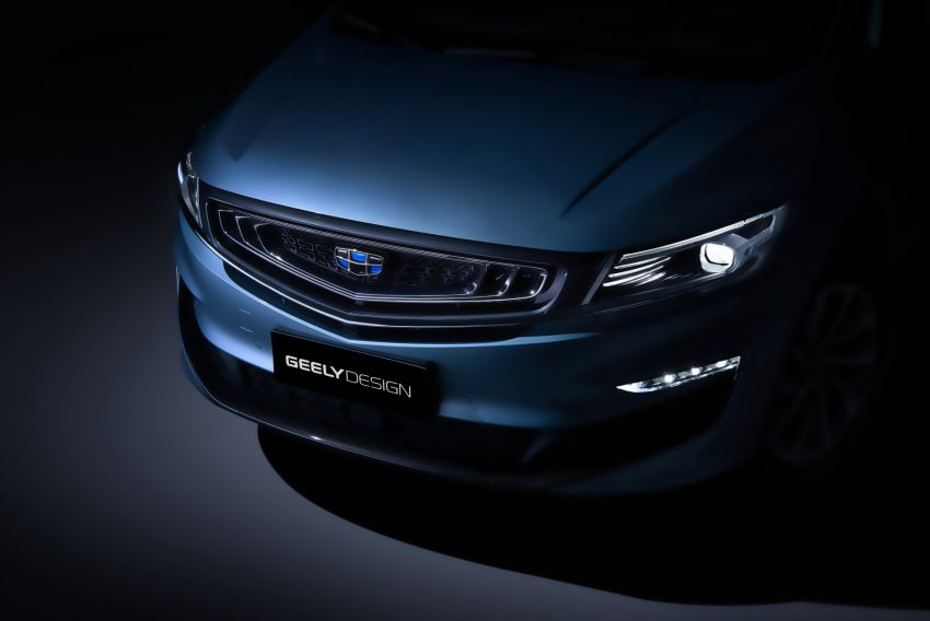 Geely VF11 MPV Named as JiaJi in China