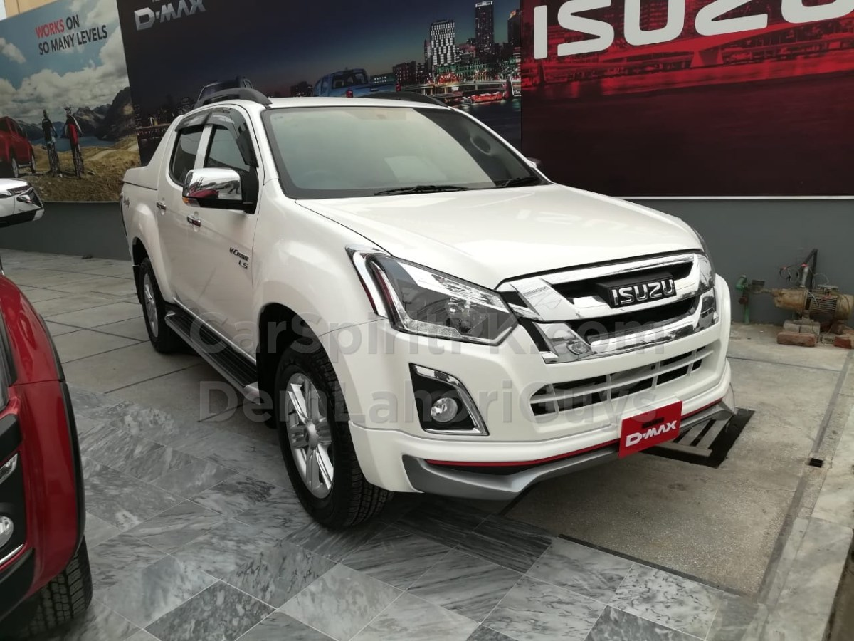 Ghandhara Officially Launches the Isuzu D-Max in Pakistan