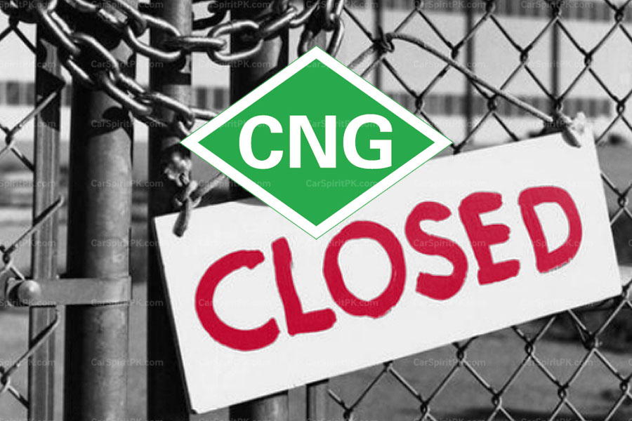 CNG stations Across Sindh To Be Closed For Indefinite Period