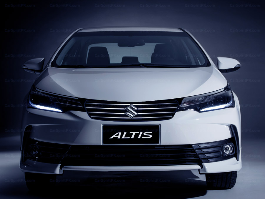 Maruti Corolla Altis to be Launched in Late 2019