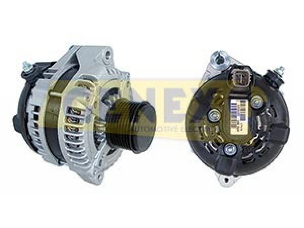 hight resolution of alternator toyota hiace 2 5l 3 0l 1kd 2kd diesel 2005 2012 auto manual