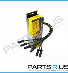 ford falcon el nl fairlane spark plug ignition leads [ 1280 x 1280 Pixel ]