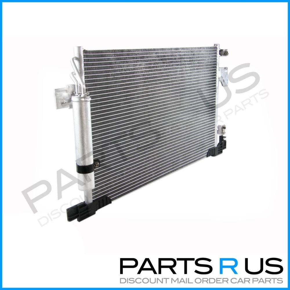 medium resolution of condenser mitsubishi cj lancer outlander air conditioning ac 06 07 08 10 11 12