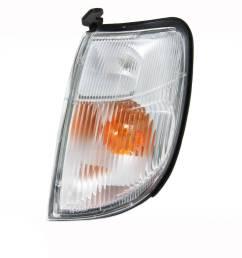 nissan navara d22 ute 99 01 lhs indicator corner light [ 1280 x 960 Pixel ]