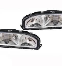 headlights lamps holden vl commodore lhs rhs 86 87 88 berlina calais adr [ 1280 x 960 Pixel ]