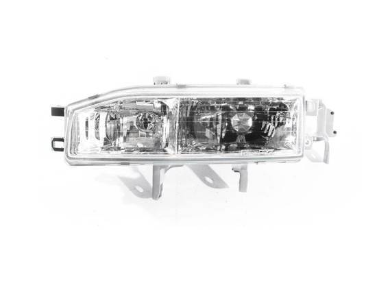 Honda Accord CB Ser2 91-94 4Door Sedan Clear LHS Left