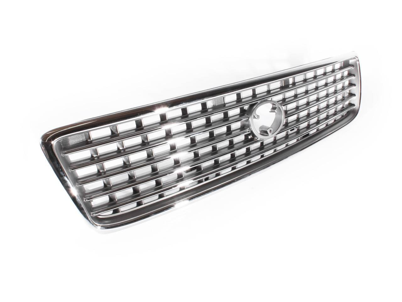 Toyota Hiace 98-05 Chrome Silver Front Center Grill Grille