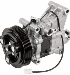 mazda ac compressor parts mazda protege a c compressor [ 1000 x 1000 Pixel ]