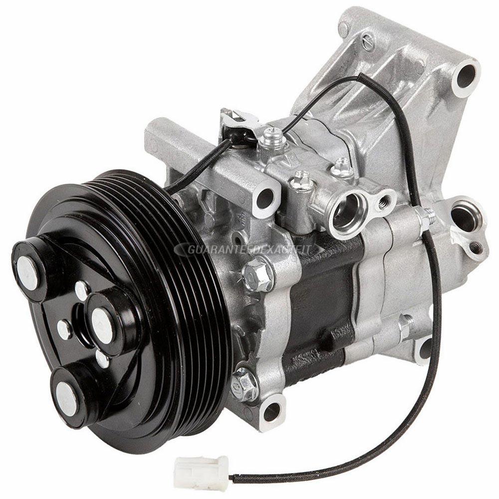 medium resolution of mazda ac compressor parts mazda protege a c compressor