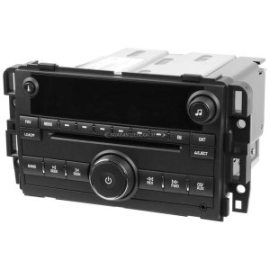Chevrolet Express Van Radio or CD Player Parts, View