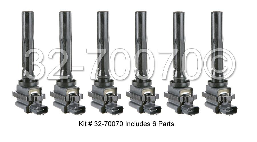Suzuki Grand Vitara Ignition Coil Set Parts, View Online