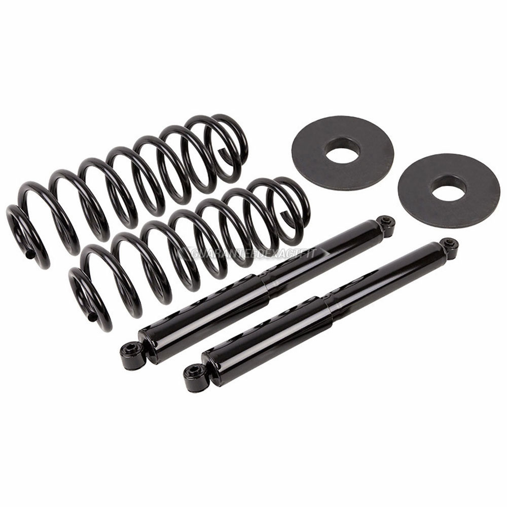 Ford Expedition Independent Rear Suspension