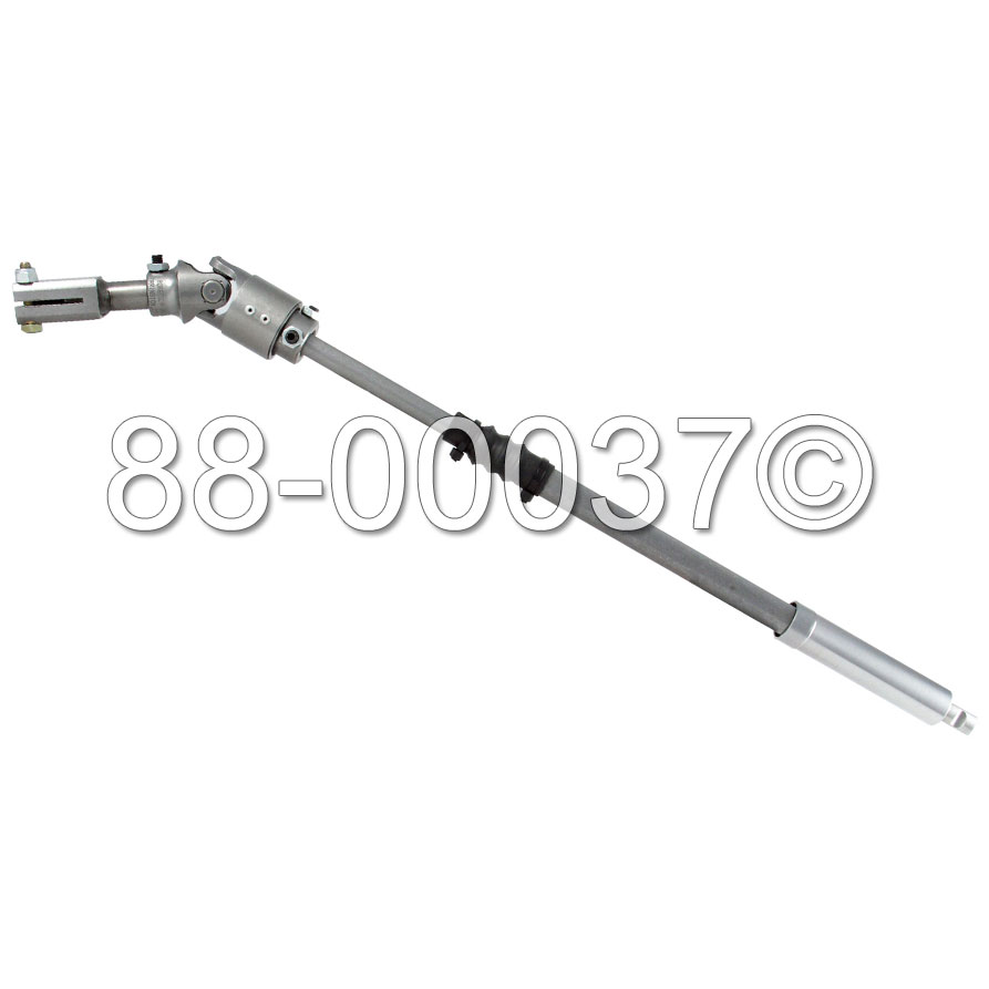 2000 jeep wrangler steering shaft from Car Parts Warehouse