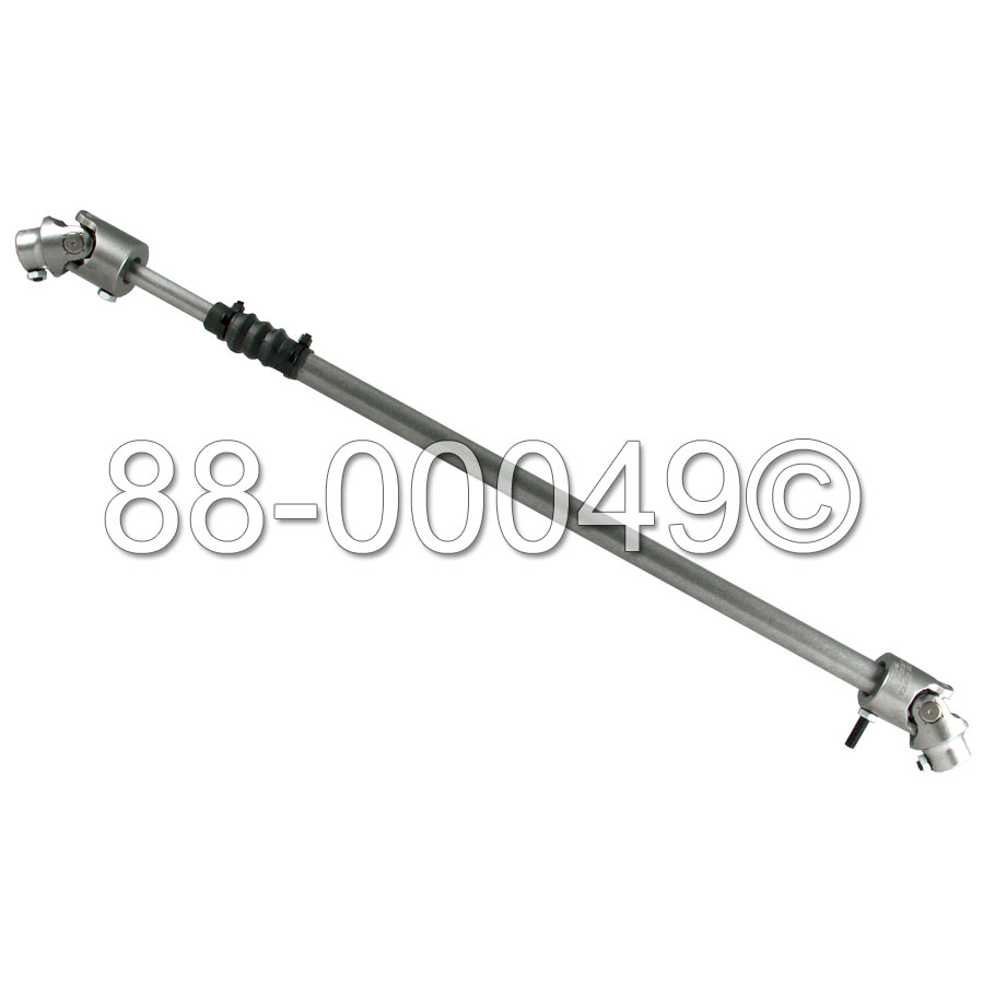 Ford Bronco Steering Shaft Parts from Car Parts Warehouse