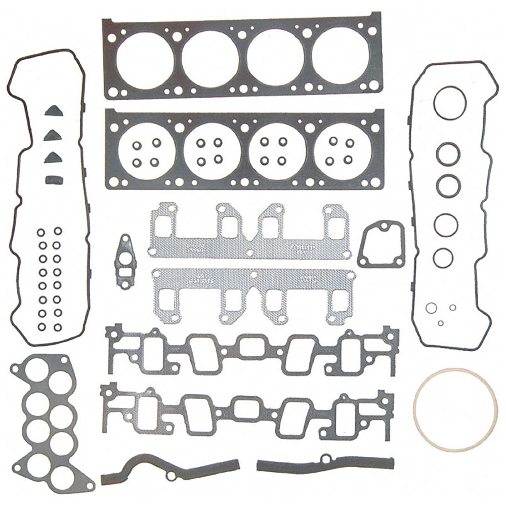 Cadillac Eldorado Cylinder Head Gasket Sets 7.0L Engine
