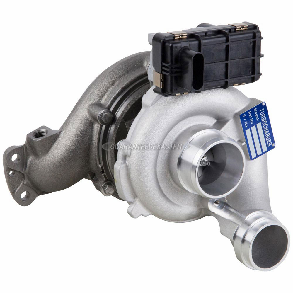 medium resolution of mercedes benz sprinter van turbocharger