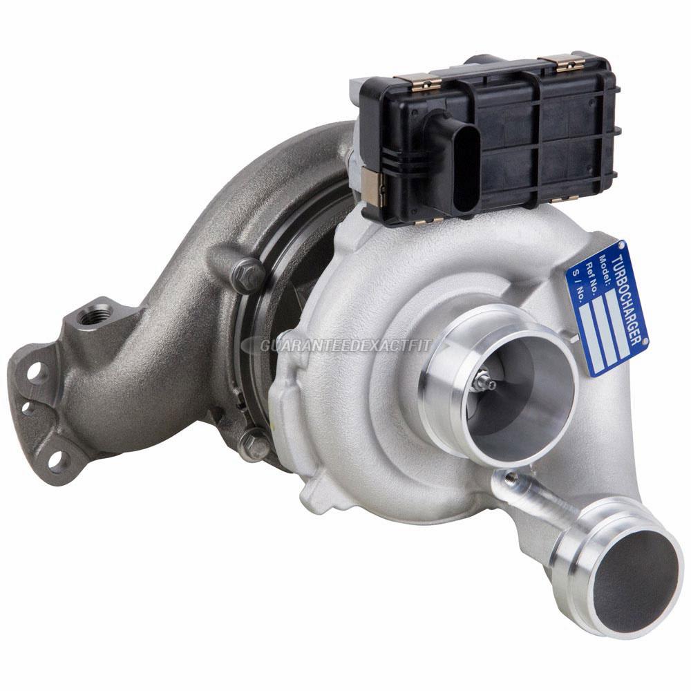 hight resolution of mercedes benz sprinter van turbocharger