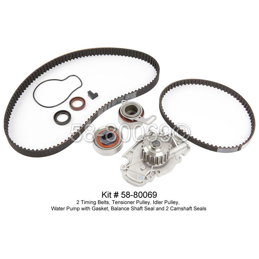 1995 Honda Accord Timing Belt Kit Parts from Car Parts