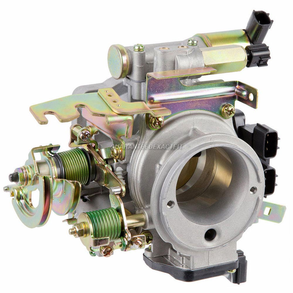 hight resolution of throttle body
