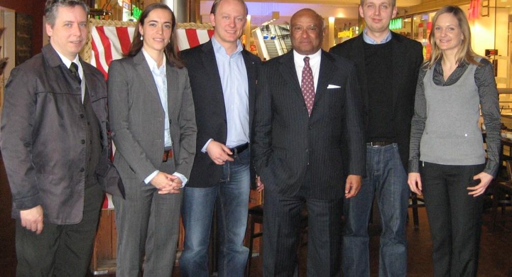 Junge Politik im Dialog… mit Wirtschaftssenator Ian Karan image